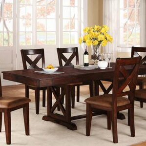 Mannox Extendable Dining Table by Alcott ..