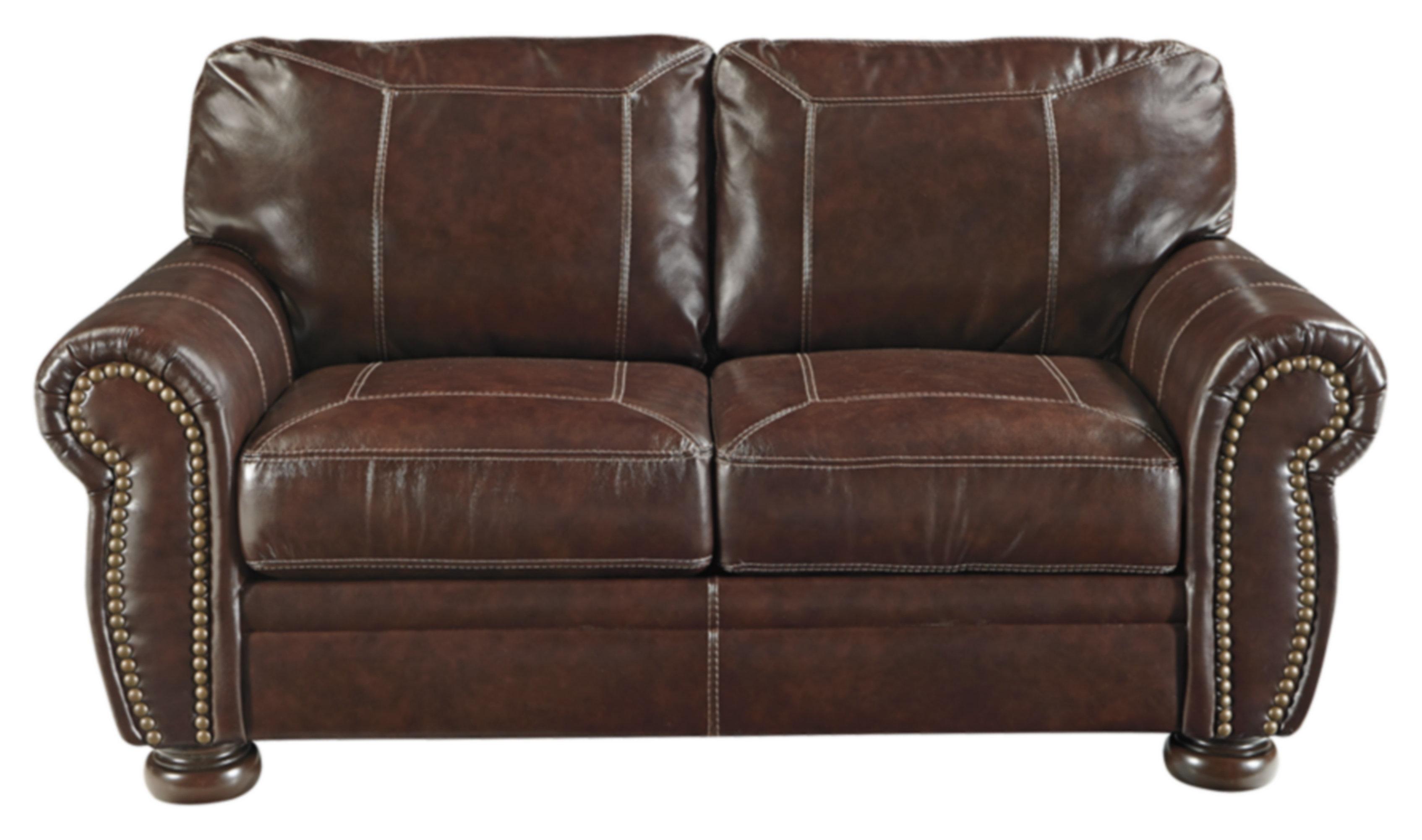 Bon Trent Austin Design Ryan Espresso Leather Sofa U0026 Reviews | Wayfair