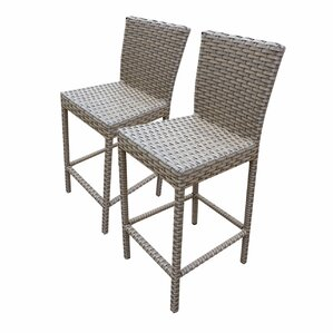 Oasis 30  Bar Stool (Set ...  sc 1 st  Wayfair & Patio Bar Stools Youu0027ll Love | Wayfair islam-shia.org