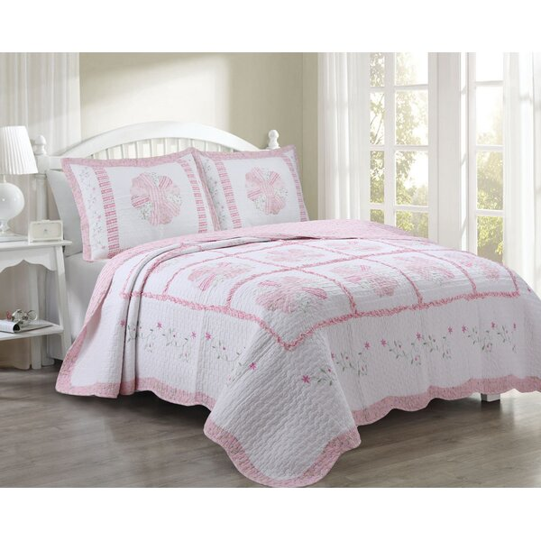 Cozy Line Home Fashion Daisy Field Quilt Set Amp Reviews