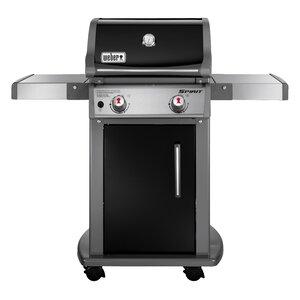Spiritu00ae E-210u2122 2-Burner Propane Gas Grill with Cabinet