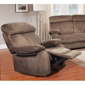Declan Reclining Lounge Chair by Bever..