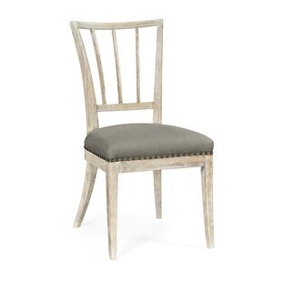 Lucillo Solid Wood Dining Chair (Set of 2)