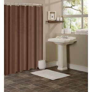 brown waffle shower curtain. Timberview Waffle Shower Curtain Brown Curtains You ll Love  Wayfair