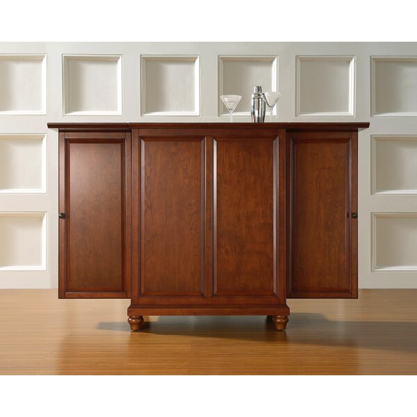 kitchen cabinet accesories three posts goreville bar cabinet with wine storage 2344