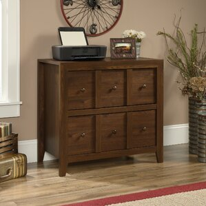 Signal Mountain 2 Drawer Lateral Filing Cabinet