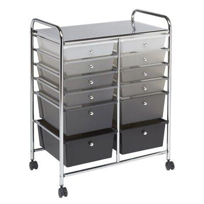 Exceptionnel 12 Drawer Storage Chest