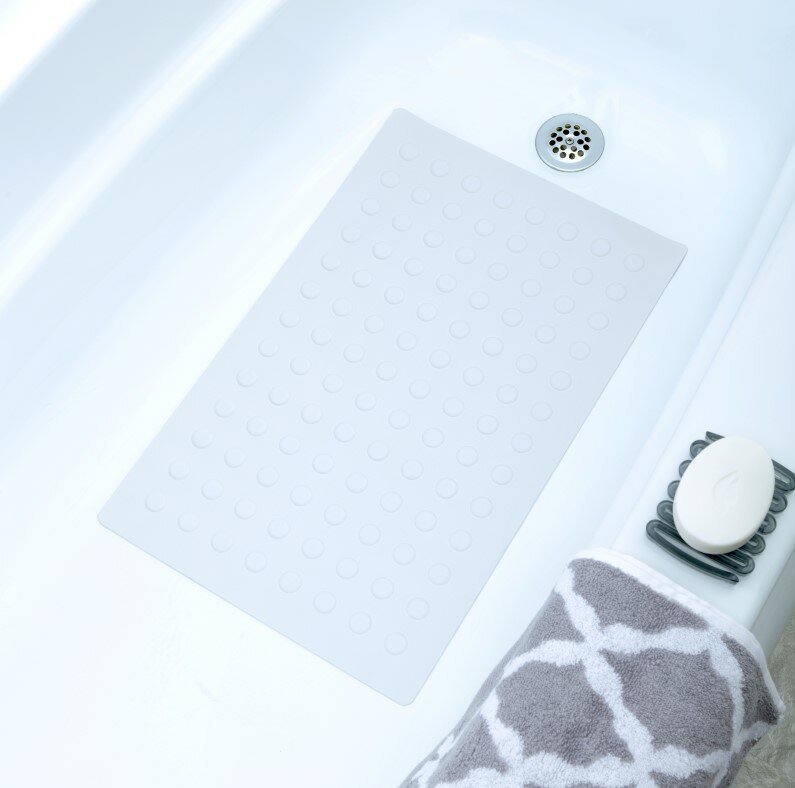 2680aff6169d Safety Bath Mat. See More by SlipXSolutions. 3. Rated 4.3 out of 5 stars.3  total votes.