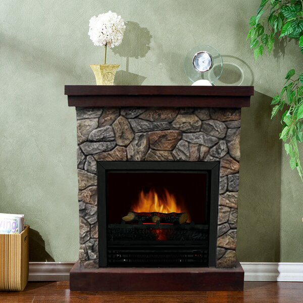 Stonegate Telluride Electric Fireplace Amp Reviews Wayfair