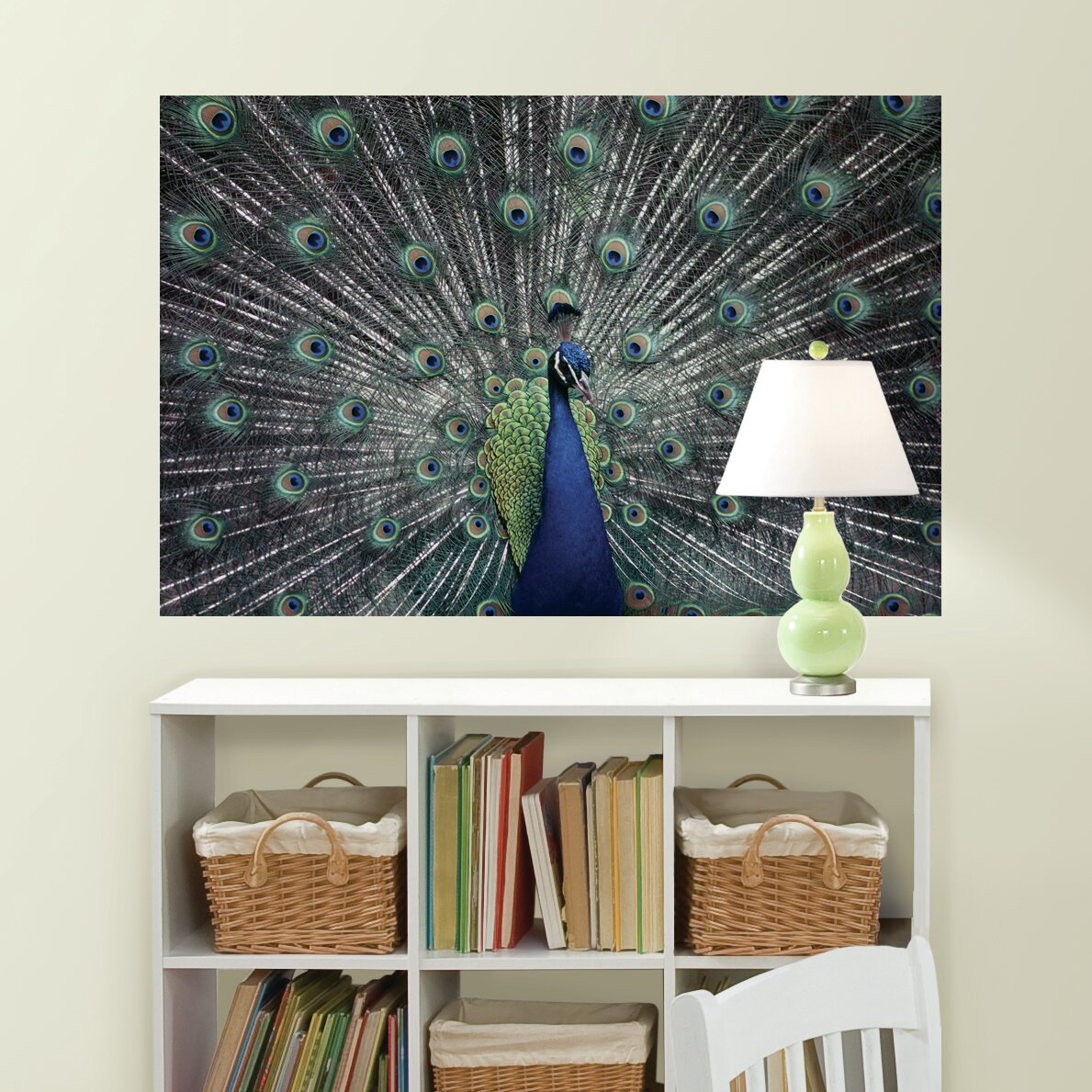 brewster home fashions national geographic peacock wall national geographic nebula wall mural home home decor