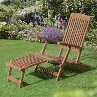 Reade Teak Patio Chair