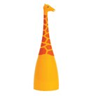 Boston Warehouse Trading Corp Animal House Giraffe Free Standing Toilet Brush and Holder