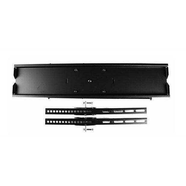 monmount corner tv articulating arm wall mount for 40 65 flat panel screens reviews wayfair. Black Bedroom Furniture Sets. Home Design Ideas