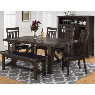 Cadwallader 6 Piece Dining Set