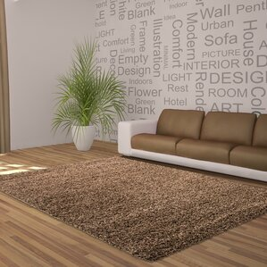 Dream Shaggy Mocha Area Rug Part 65