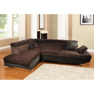 Brisson Reclining Sectiona..