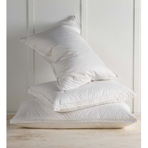 Dreambest Down and Feathers Pillow by Plow & Hearth