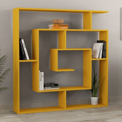 Yellow Bookcases You Ll Love In 2019 Wayfair