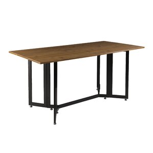 Black Extendable Dining Table black kitchen & dining tables you'll love | wayfair