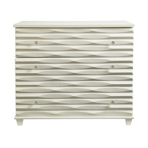 Oasis Tides 3 Drawer Dresser by Coastal Living? by Stanley Furniture