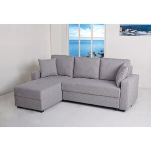 Keshawn Sleeper Sectional  sc 1 st  Wayfair : crypton sectional - Sectionals, Sofas & Couches