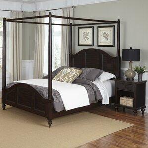 Canopy Bedroom Sets You Ll Love Wayfair