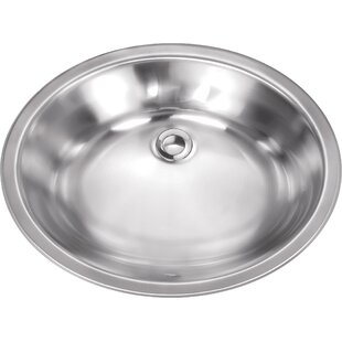 Small Stainless Steel Sink Wayfair - Small stainless steel bathroom sink