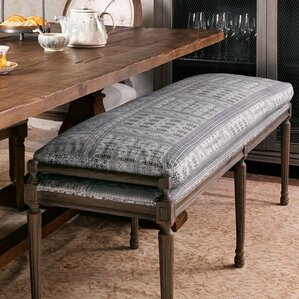 Lucy Upholstered Bench by Design Tree Home