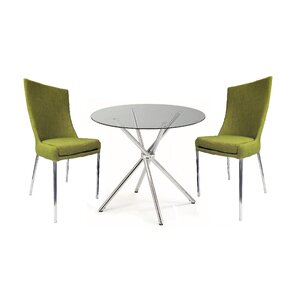 Cafe 3 Piece Bistro Set by New Spec Inc