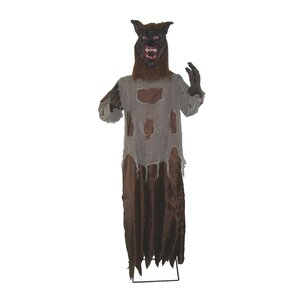 werewolf halloween decoration - Metal Halloween Decorations