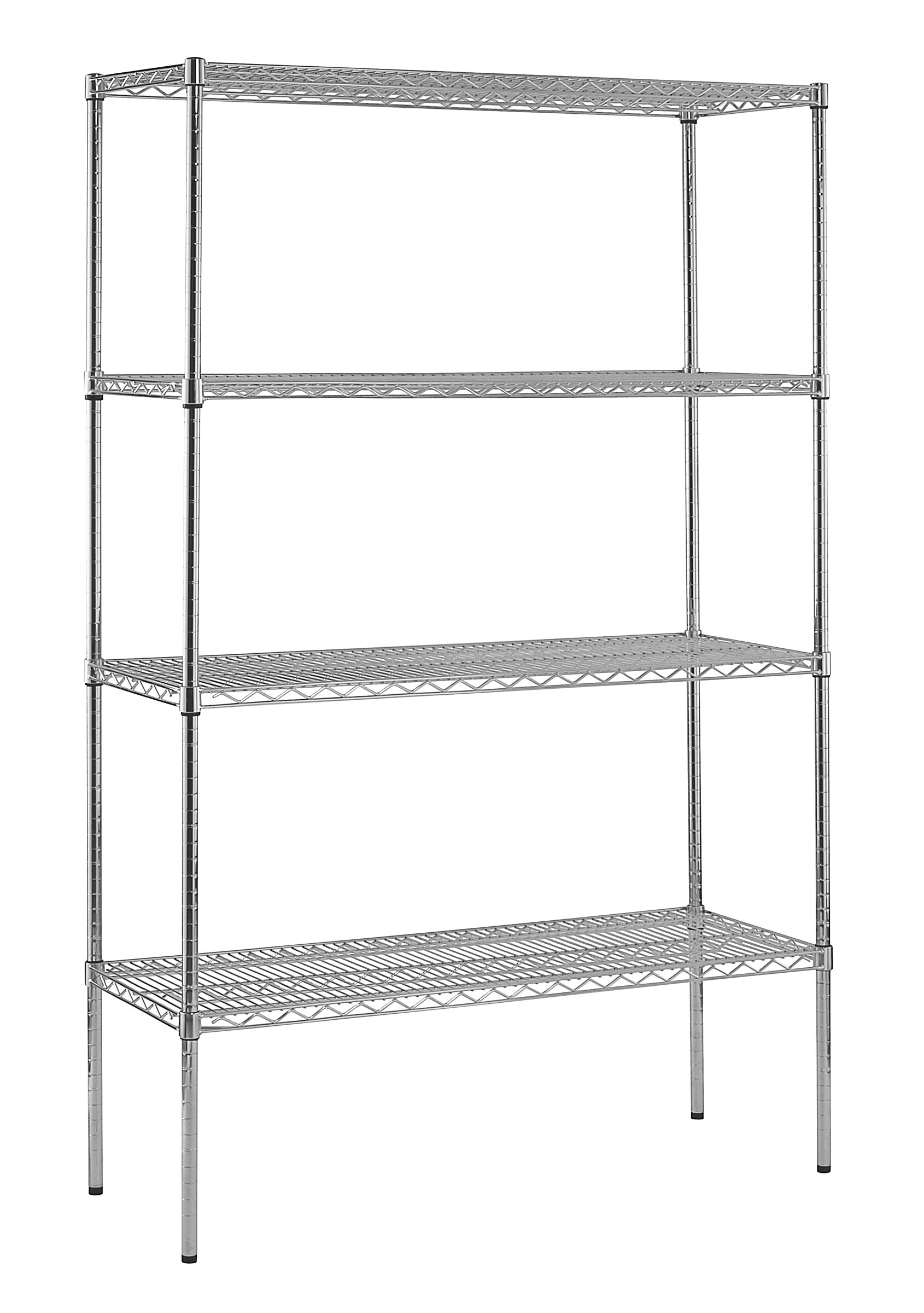 Sandusky Heavy Duty Shelf Wire Shelving Unit & Reviews | Wayfair