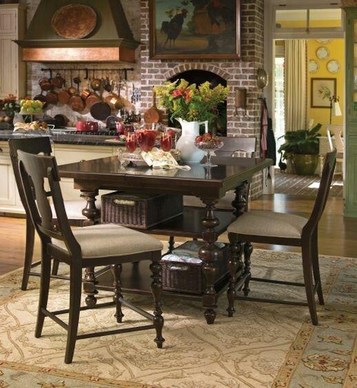 Beautiful Paula Deen Home Sweet Tea Counter Height Dining Table U0026 Reviews | Wayfair