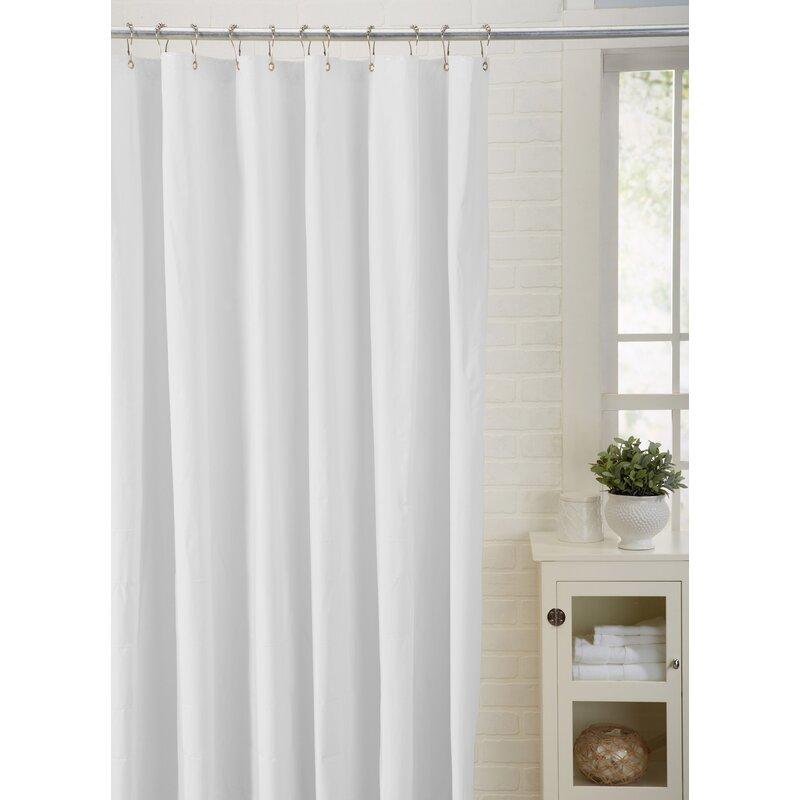 Home Fashion Designs Spa Bath Works Mildew Resistant 100% PEVA ...