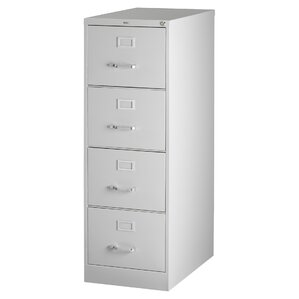 Gray Filing Cabinets Youll Love Wayfair - File cabinet size