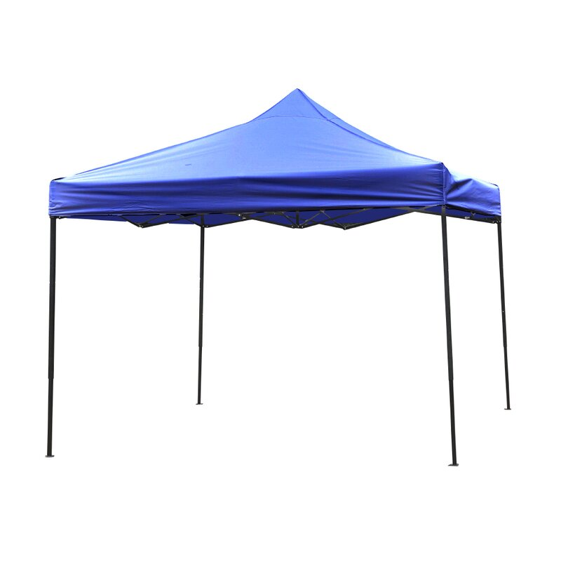 Pink Lightweight And Portable Canopy Tent Set