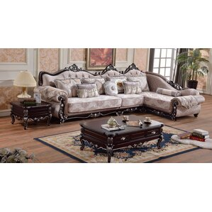 Andarra Sectional by Astoria Grand