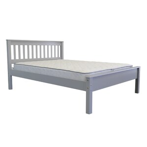 Mission Full Slat Bed by Bedz King