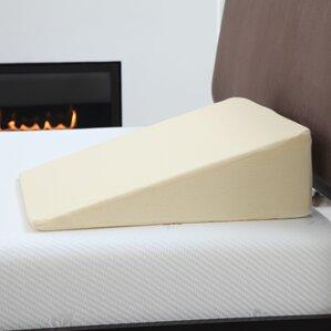 Hypoallergenic Folding Wedge Memory Foam Pillow by Alwyn Home