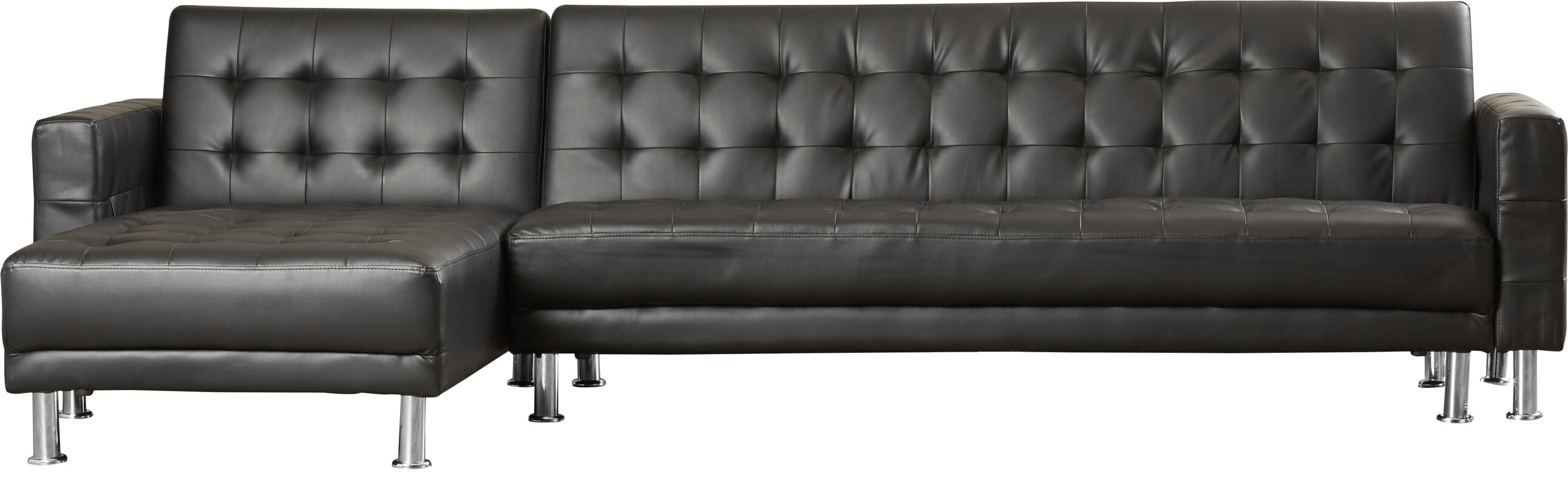 Wade Logan Bentley Sleeper Sectional & Reviews