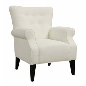 white accent chairs you'll love | wayfair