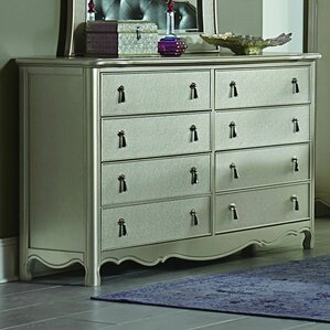 Renato 8 Drawer Standard Dresser by Willa Arlo Interiors