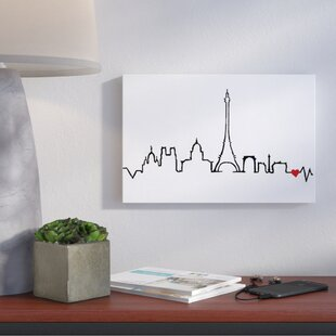 Painting Prints And Posters Paris Wall Art You Ll Love In 2019 Wayfair