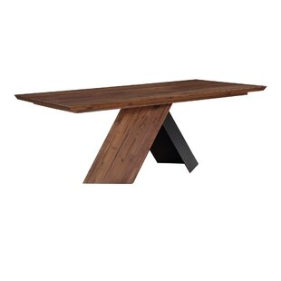 Effingham Solid Wood Dining Table