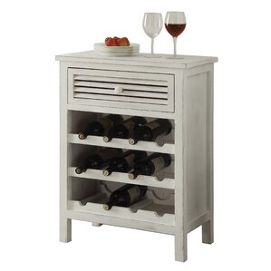 Country Living 12 Bottle Floor Wine Rack by Anthony California