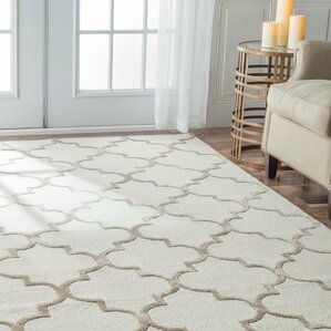 noirmont handwoven cream area rug