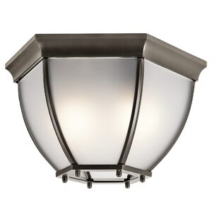 Ceiling Lights Outdoor Outdoor flush mount lights youll love workwithnaturefo