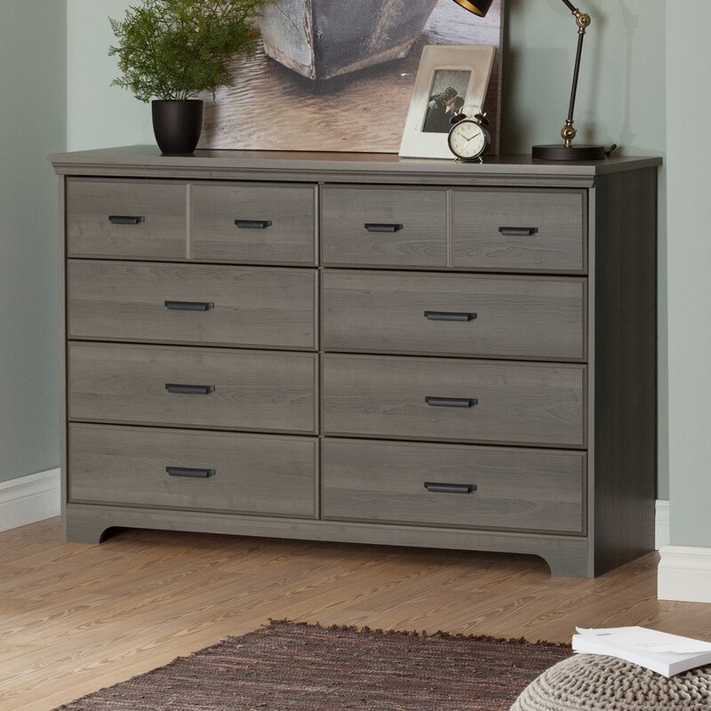 Versa  Drawer Double Dresser