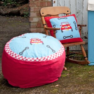 Sitzsack Garage von Wrigglebox