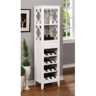Akaska 12 Bottle Floor Wine Cabinet