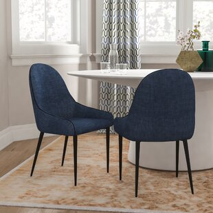 Enright Upholstered Dining Chair (Set of 2)